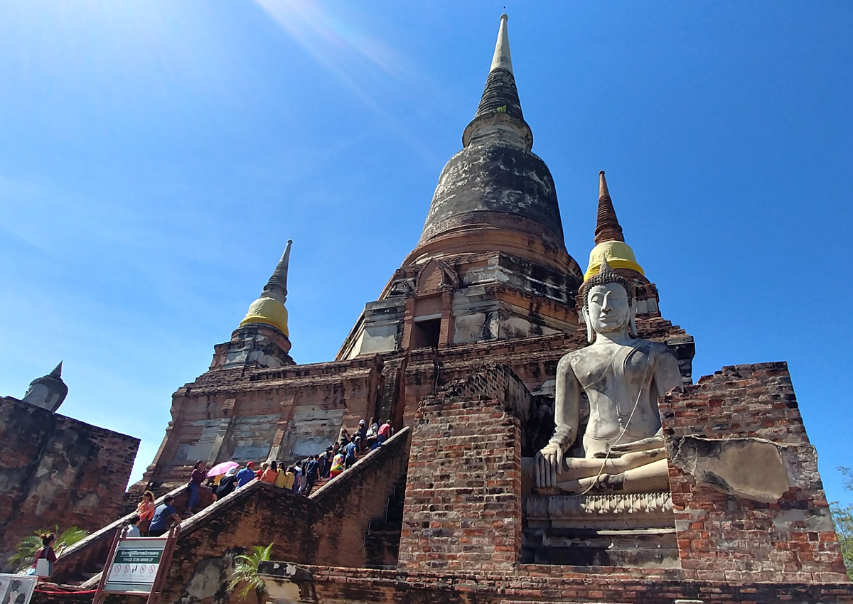 Mon aventure en Thaïlande du nord