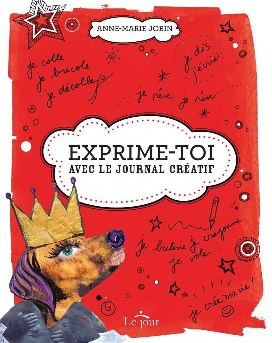 Exprime-toi avec le journal créatif